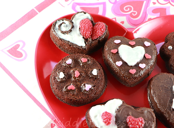 St valentines day dessert ideas easy chocolate fondant