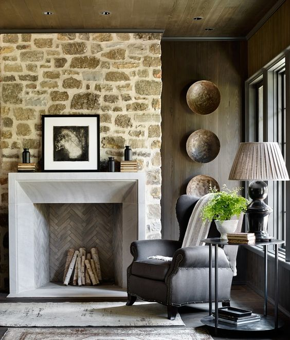 makeover fireplaces top for ideas fireplace brick