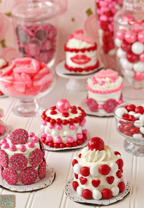 Valentine's gumdrops