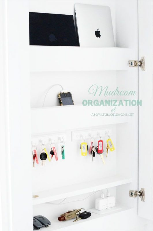 Diy charging stations technology cabinet 530x800