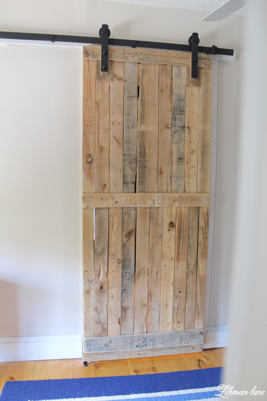 How To how to make a barn door images : 21 DIY Barn Door Projects For An Easy Home Transformation