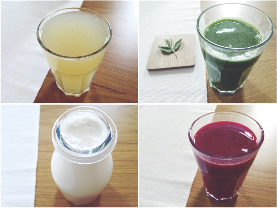 3 day juice cleanse plan from curiously conscious with schedule