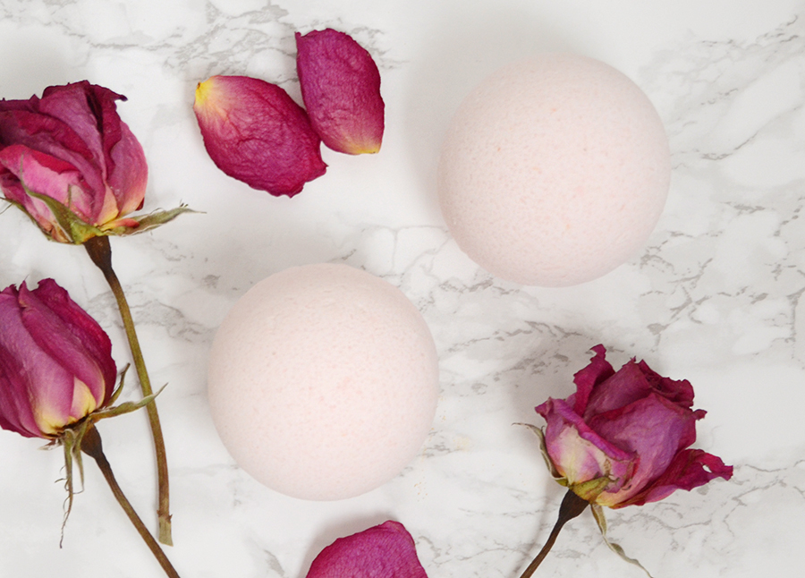 DIY Orange Scented Bath Bombs