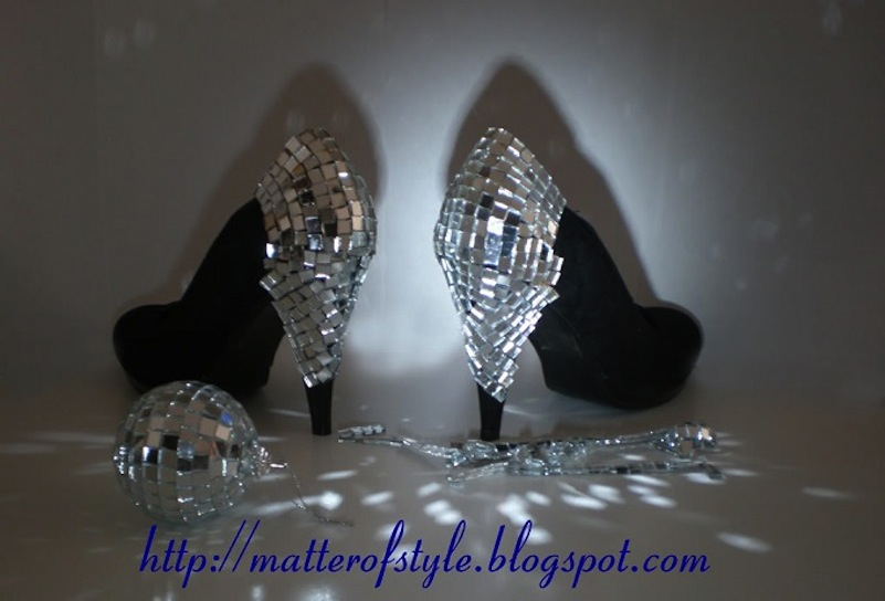 Disco ball pumps