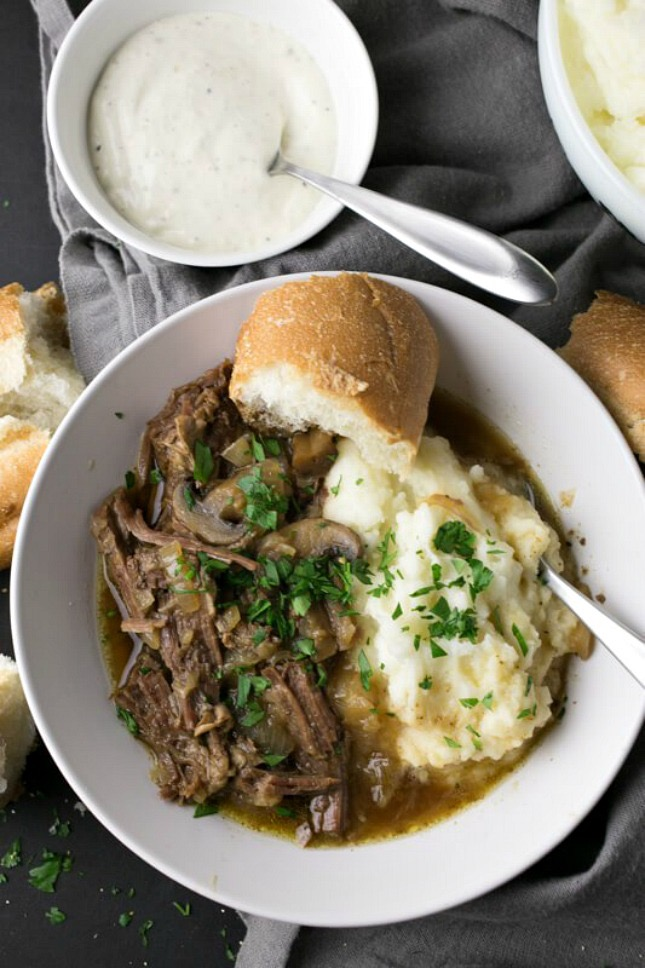 French dip bowls pressure cooker
