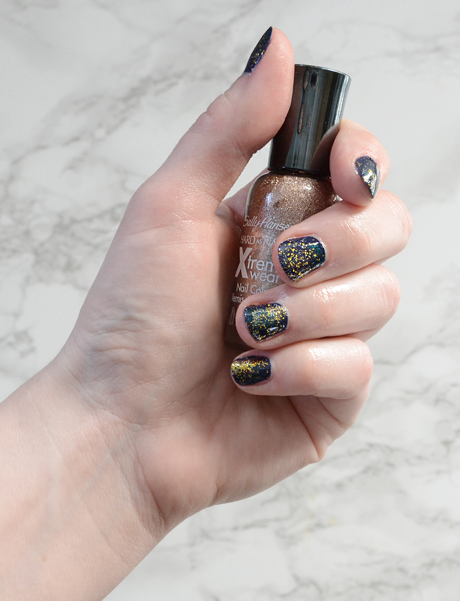 Galaxy nails manicure tutorial final 1
