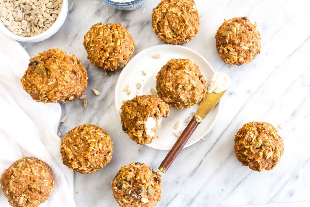 Gluten free morning glory muffins easy desert