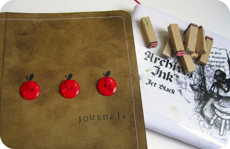 Little apple journal