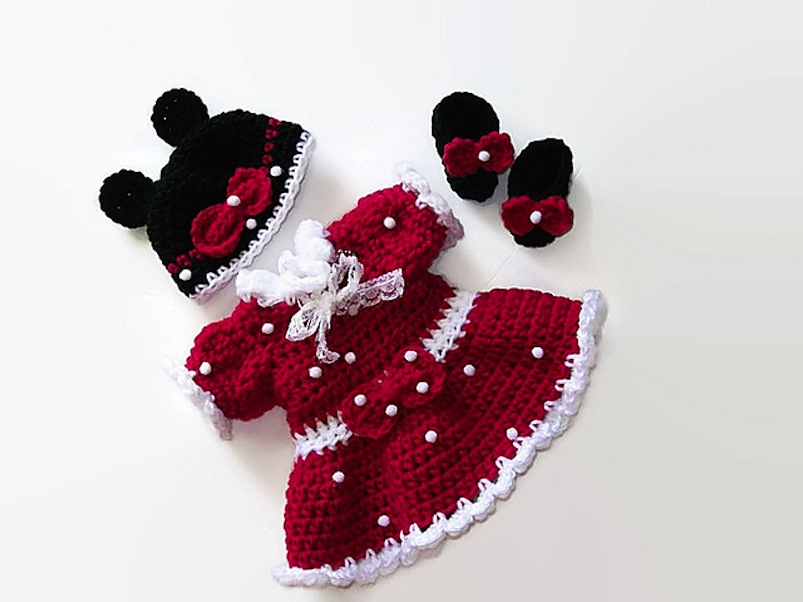 Minnie mouse dress