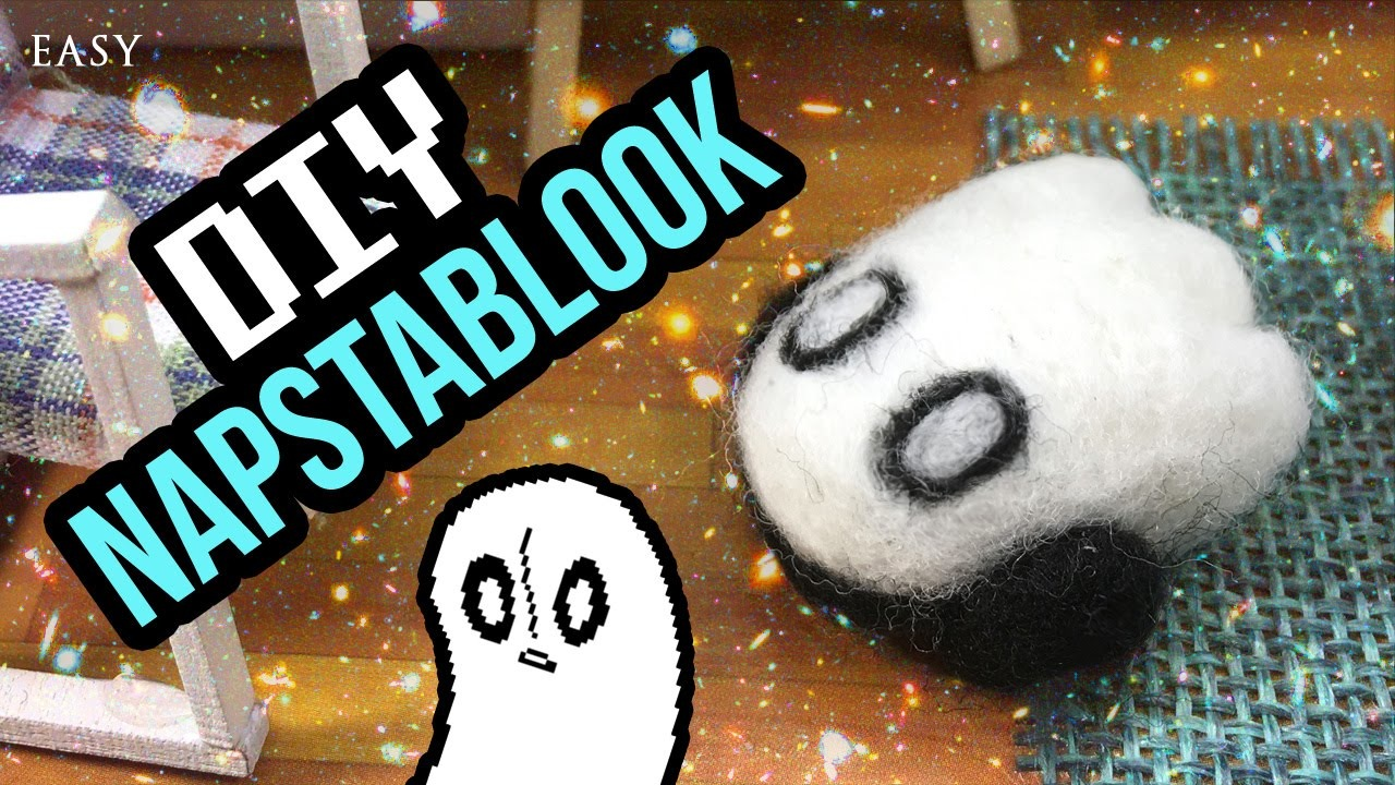 Napstablook from undertale
