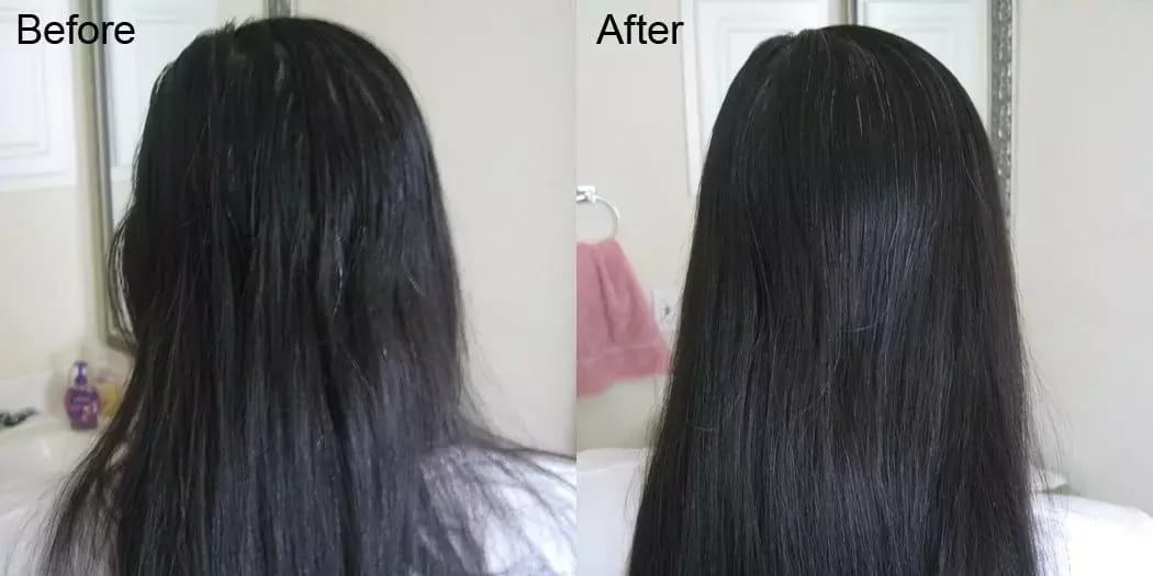Nourishing hair growth mask