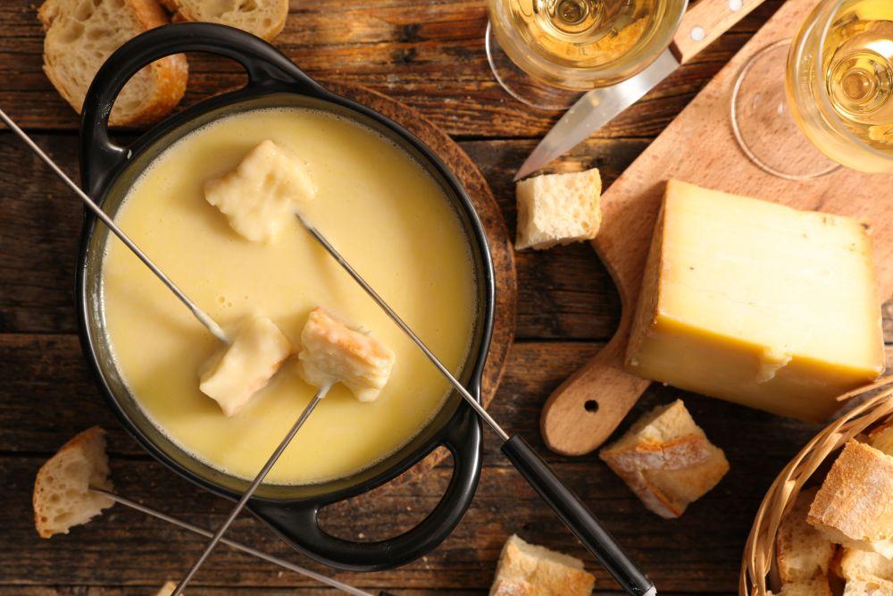 Can you freeze cheese fondue