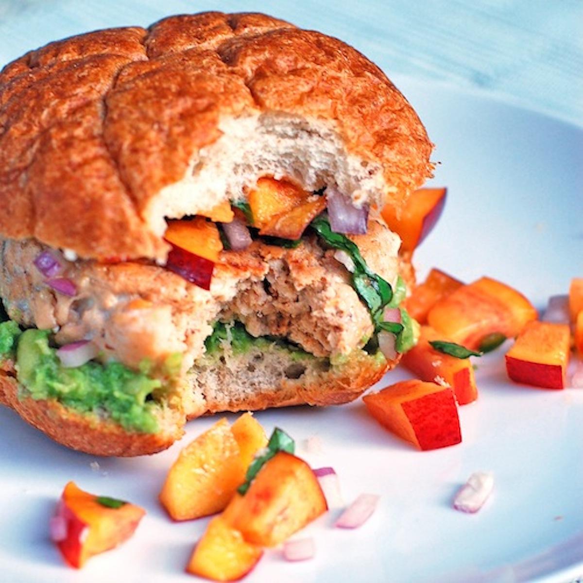 Chipotle burger recipe