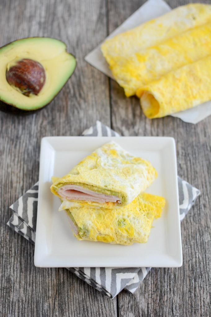 Egg wrap recipe