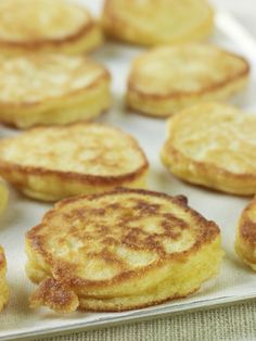 Hoecakes recipe