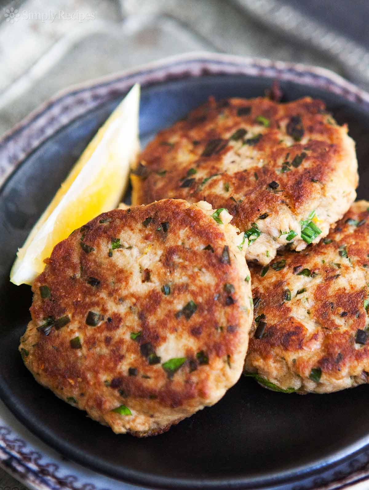 Tuna patties healthy recipes