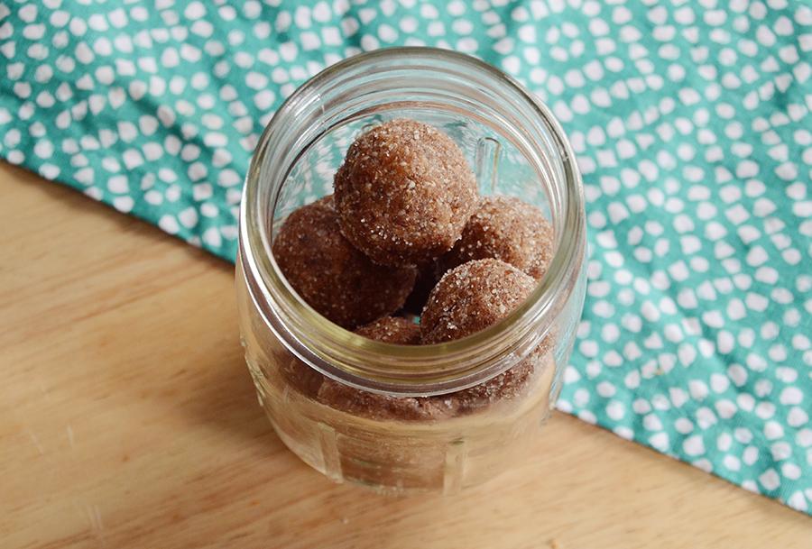 Cinnamon snack bites 9