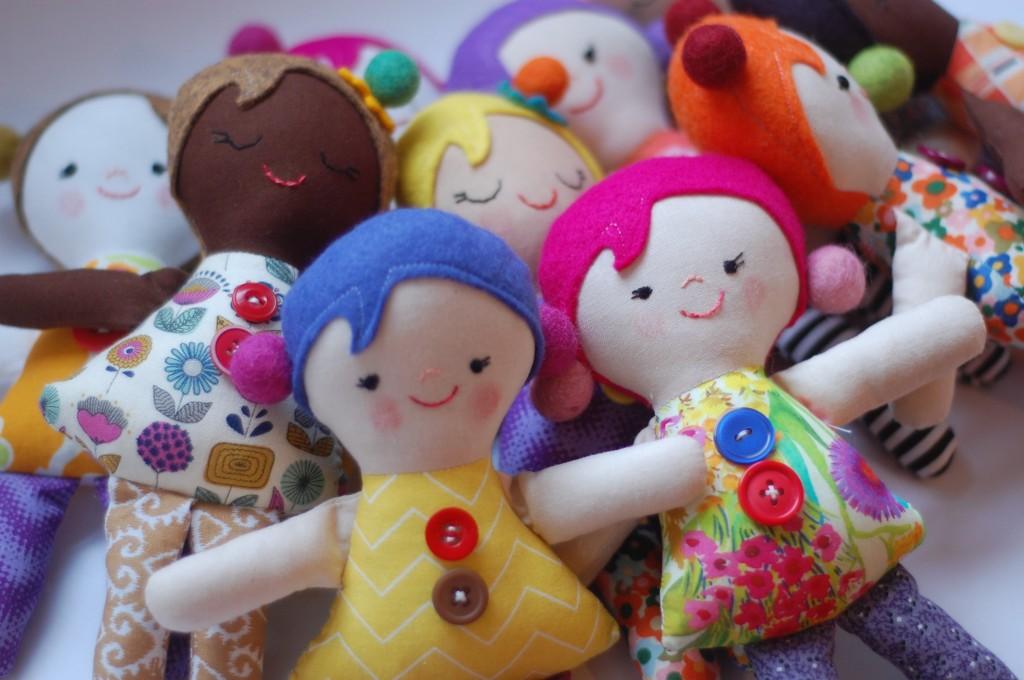 Diy josephine doll
