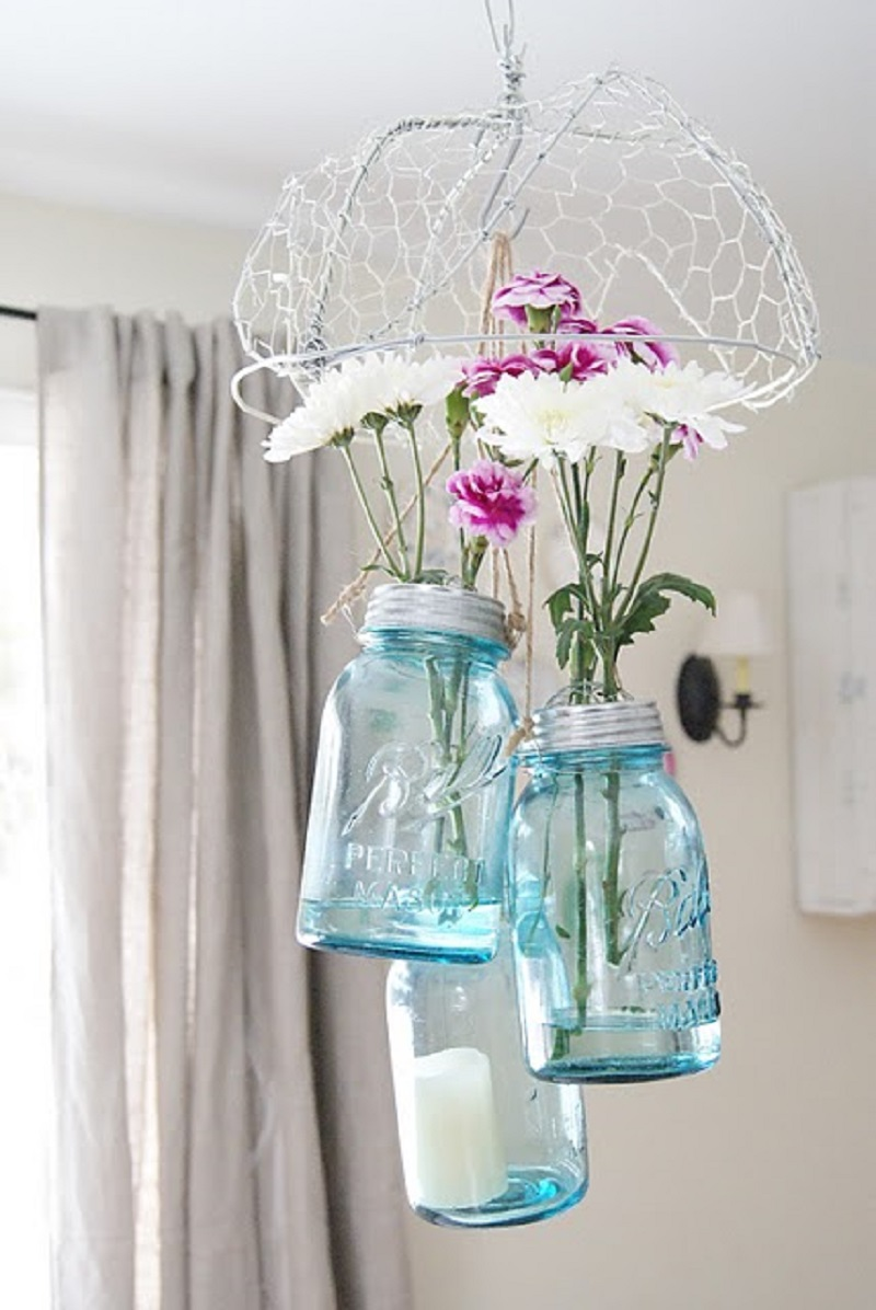 15 Creative Mason Jar Crafts