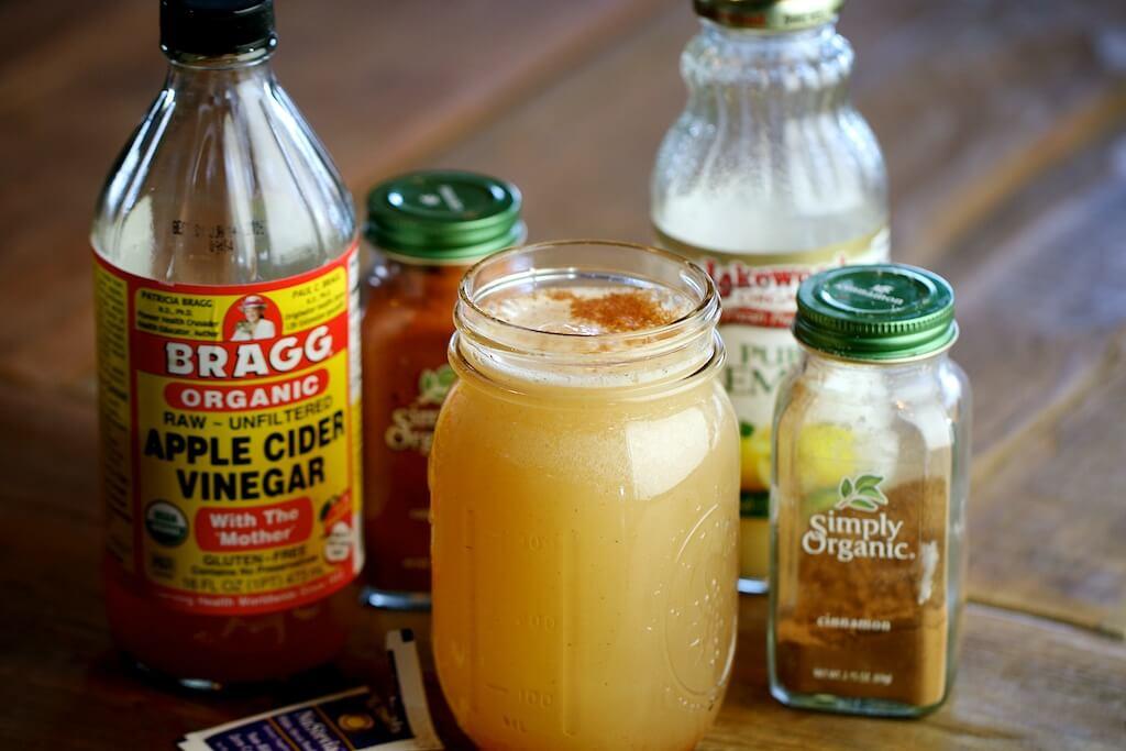 5 Apple Cider Vinegar Detox Recipes To