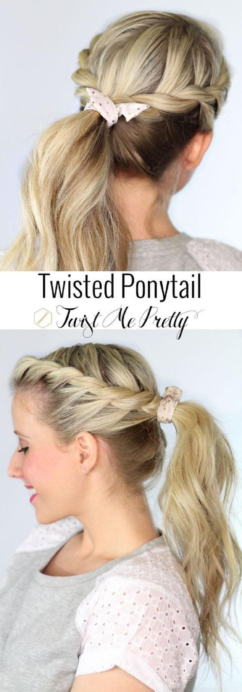 Pretty twisted pony