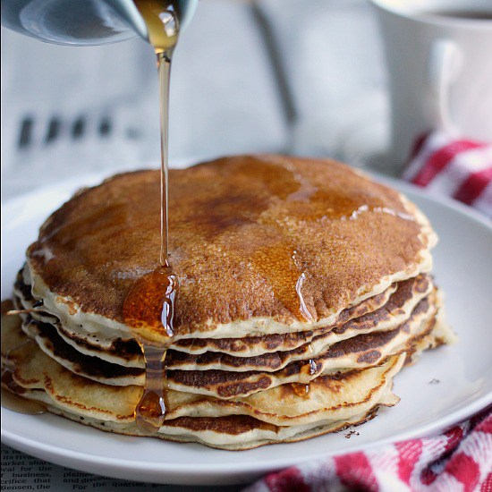 Classic pancakes recipes