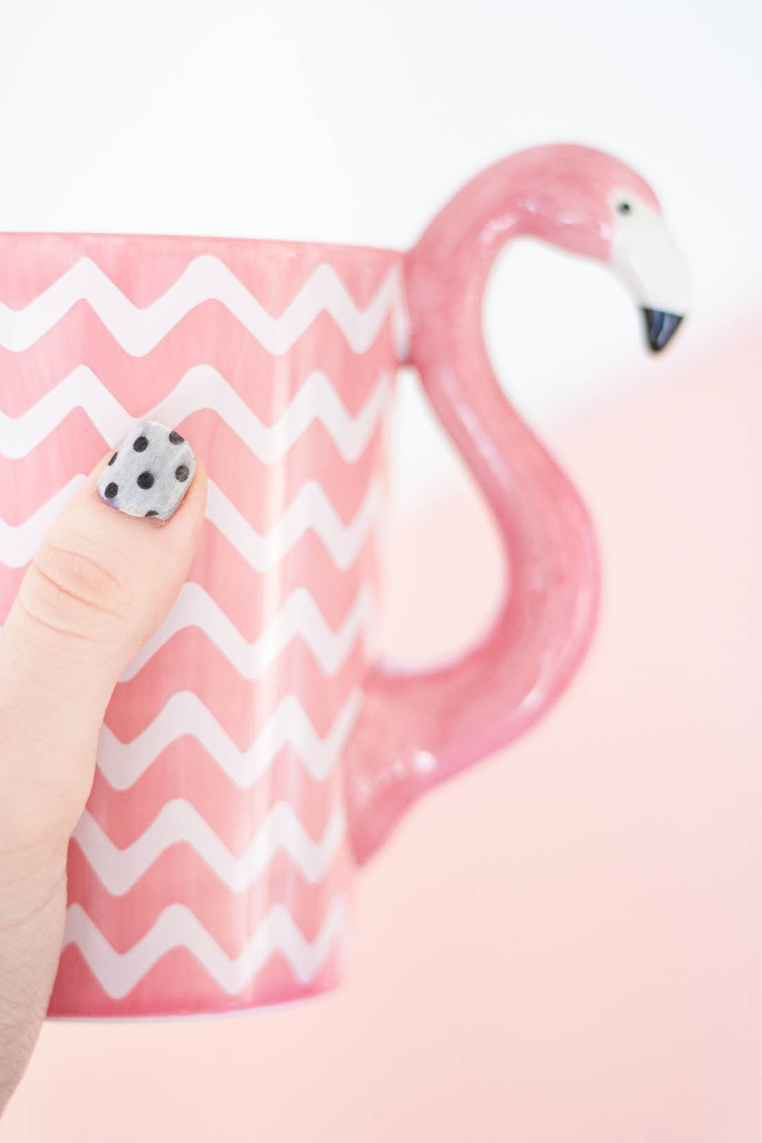 Diy washi tape nails set2