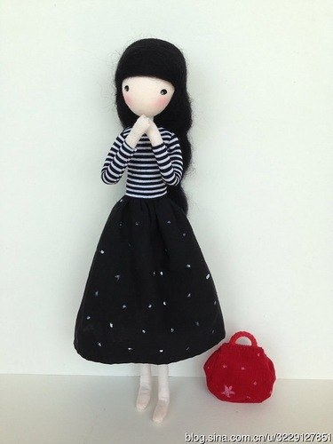 The perfect diy pretty mini doll