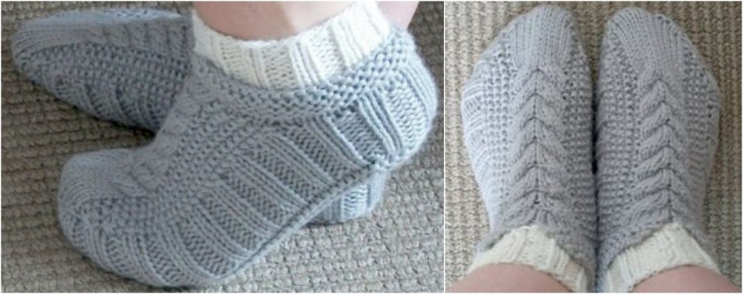 Cabled cozies