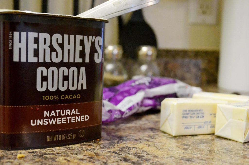 Chocolate spread recipe simple