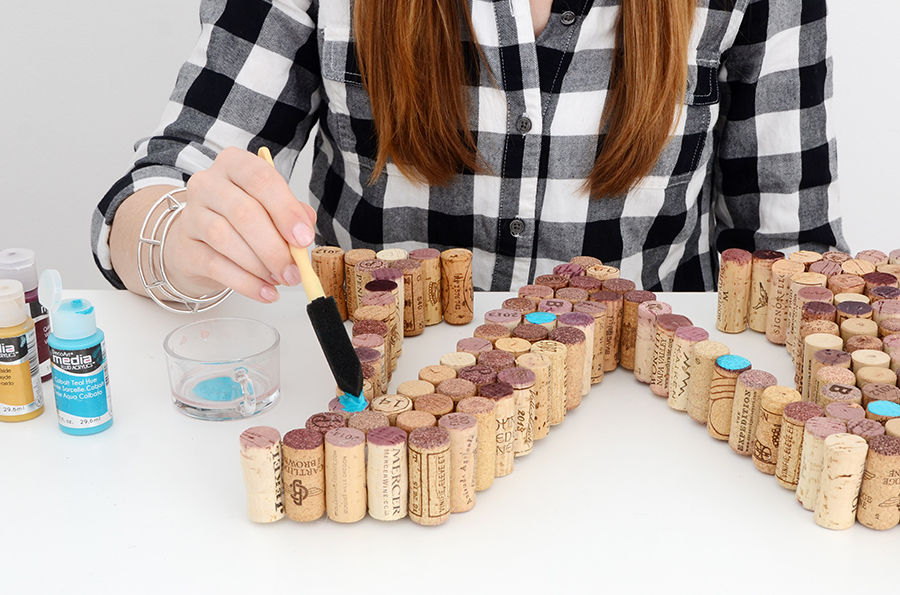 Glue All Wine Corks