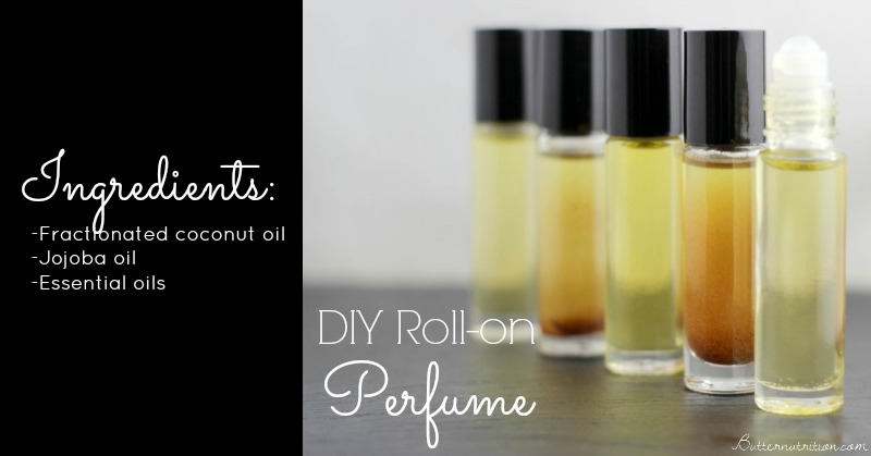 Diy roll on perfume
