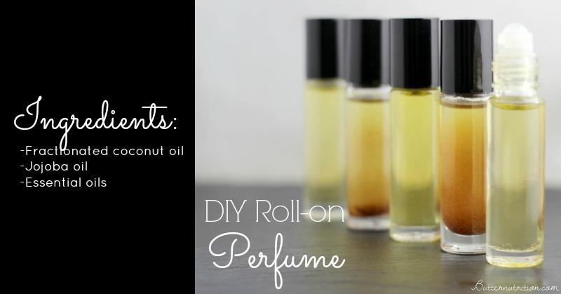 Diy roll on perfume