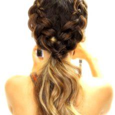 Dutch hairstyle