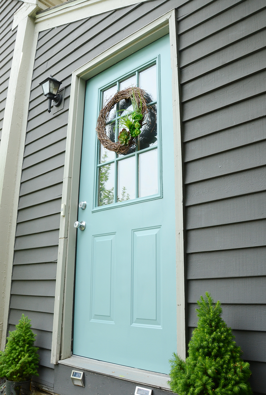 How To Paint An Exterior Front Door