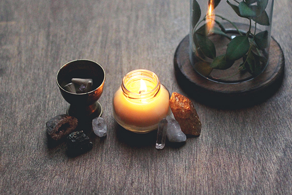 Massage candles diy