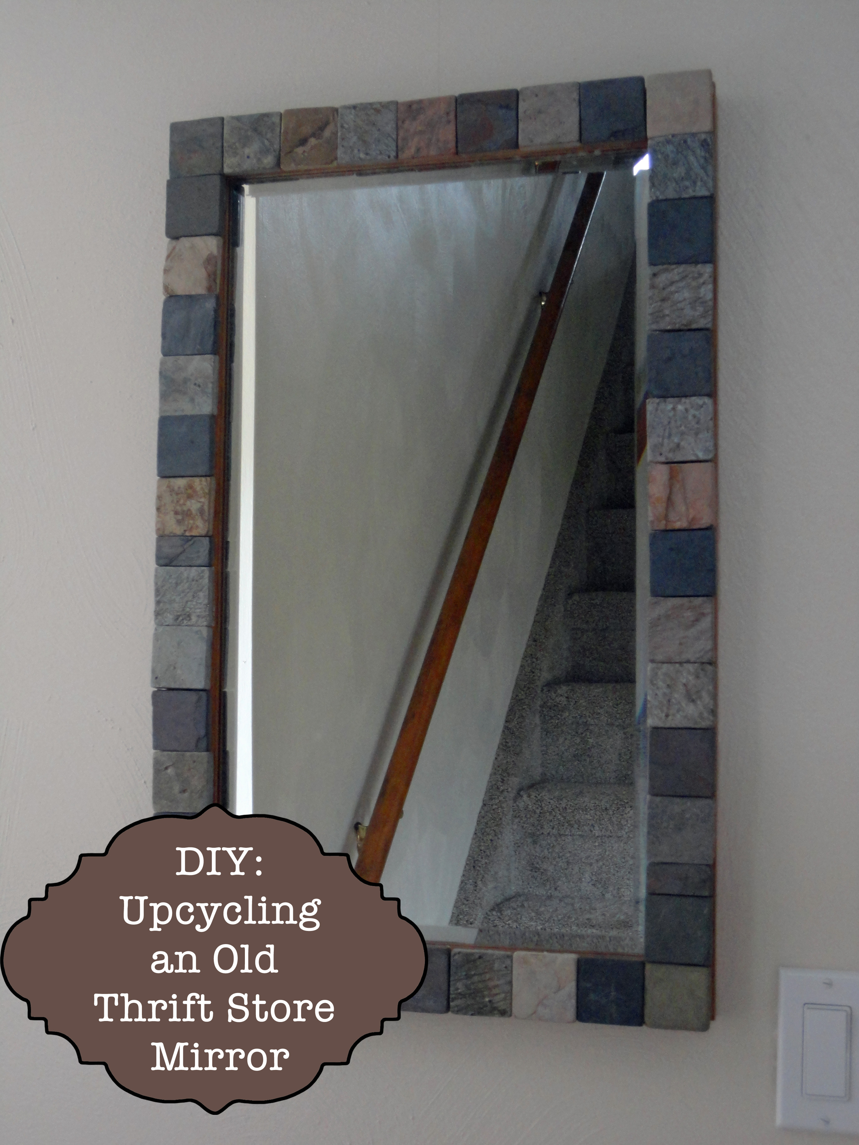 Ways To Upcycle Old Mirrors