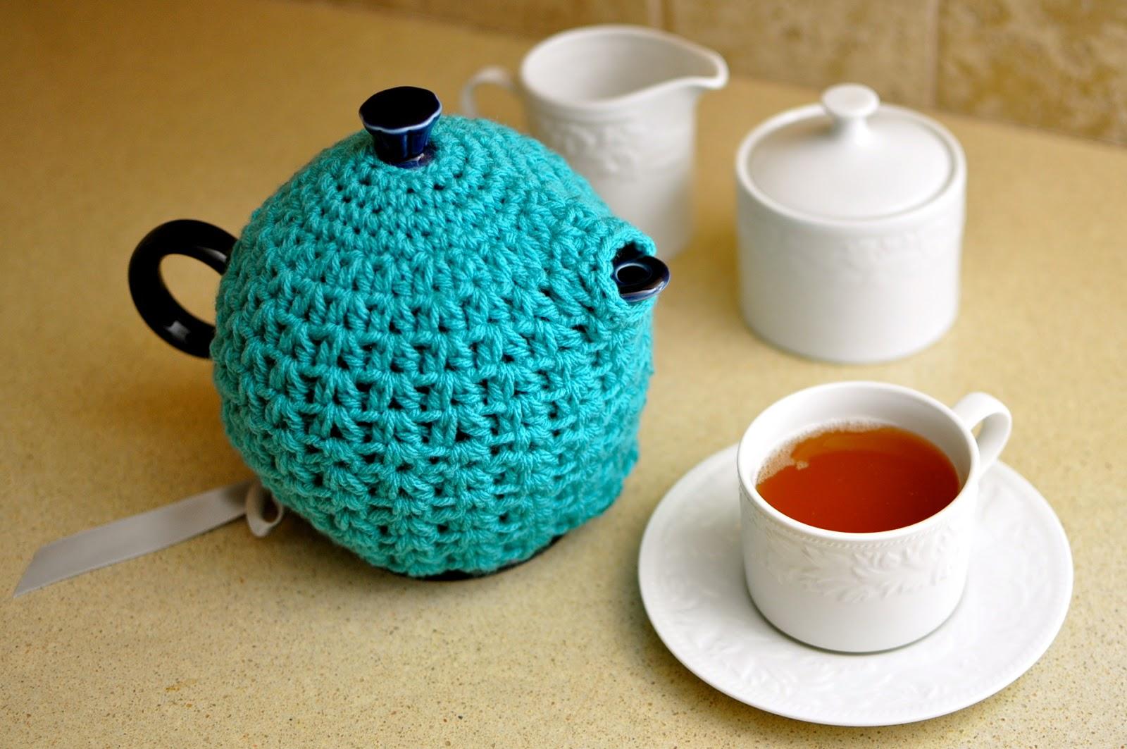 Nice and easy tea cozy