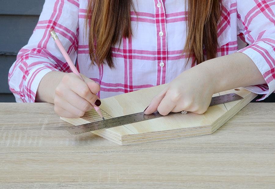 Wood burned serving board 6