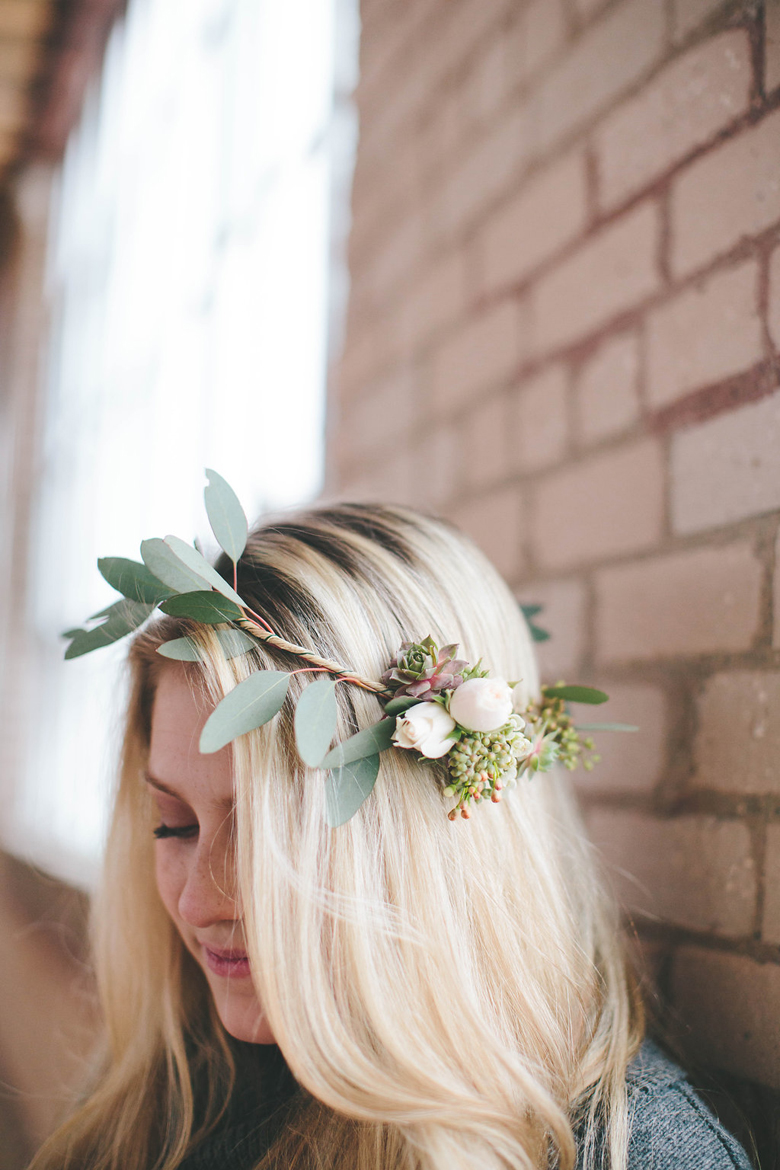 These 50 diy flower crowns will make all your fairy tales come true asymmetrical flower crown diy izmirmasajfo