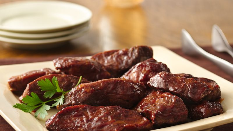 Country style dump pork ribs
