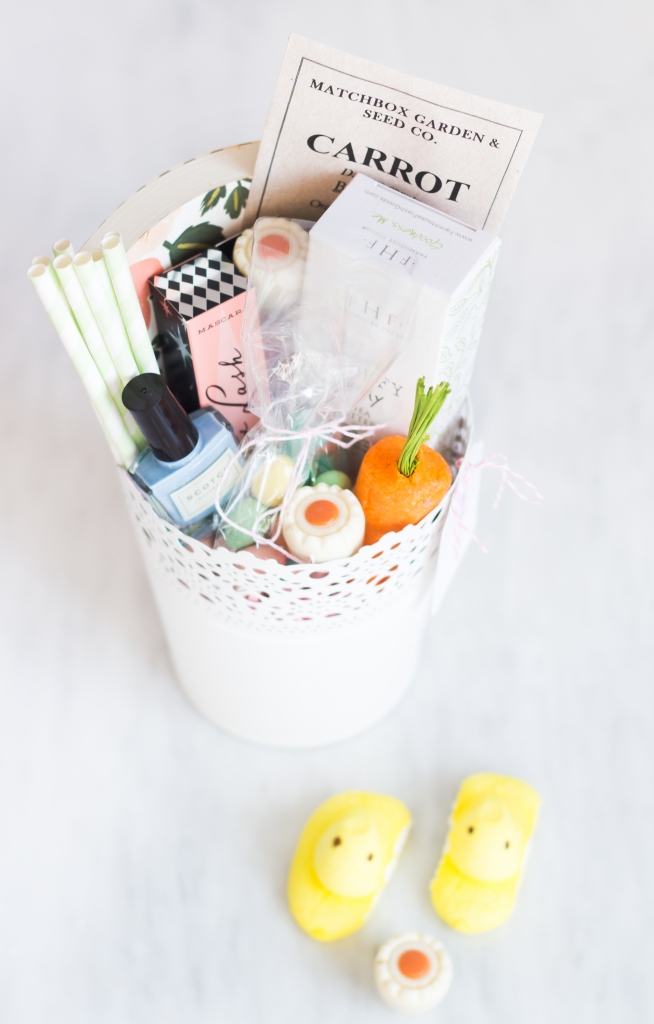 Diy adult easter basket