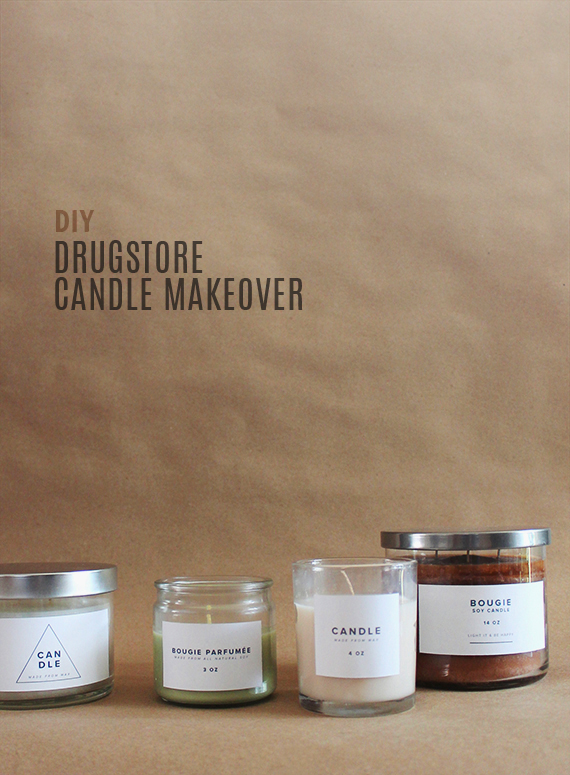 Diy drugstore candle makeover almost makes perfect1