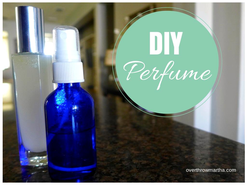 Diy signature scent