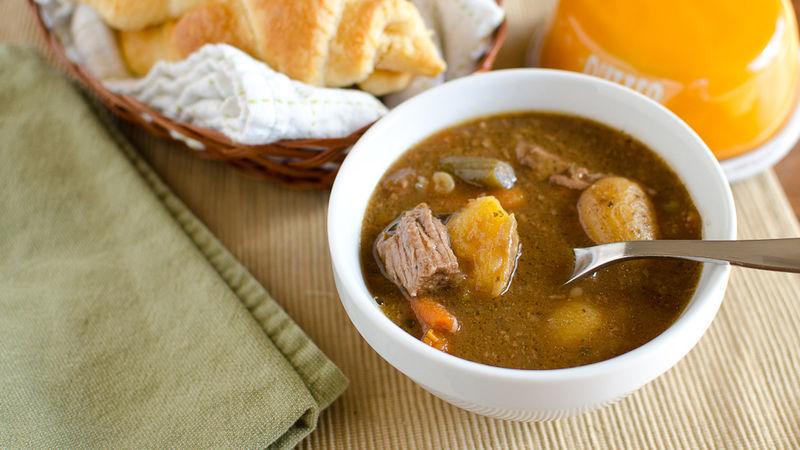 Dump beef stew recipe