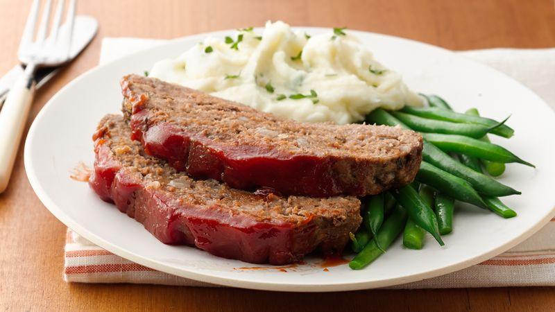Dump meatloaf recipe