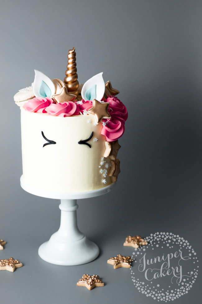 Unicorn cake diy