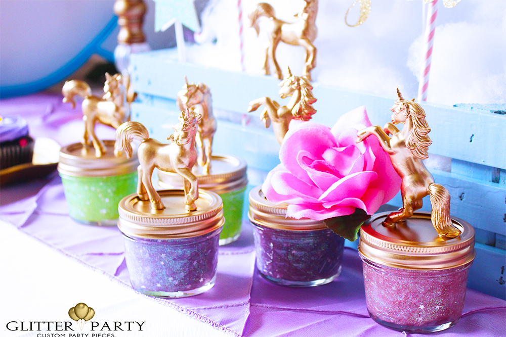 Unicorn party favors diy