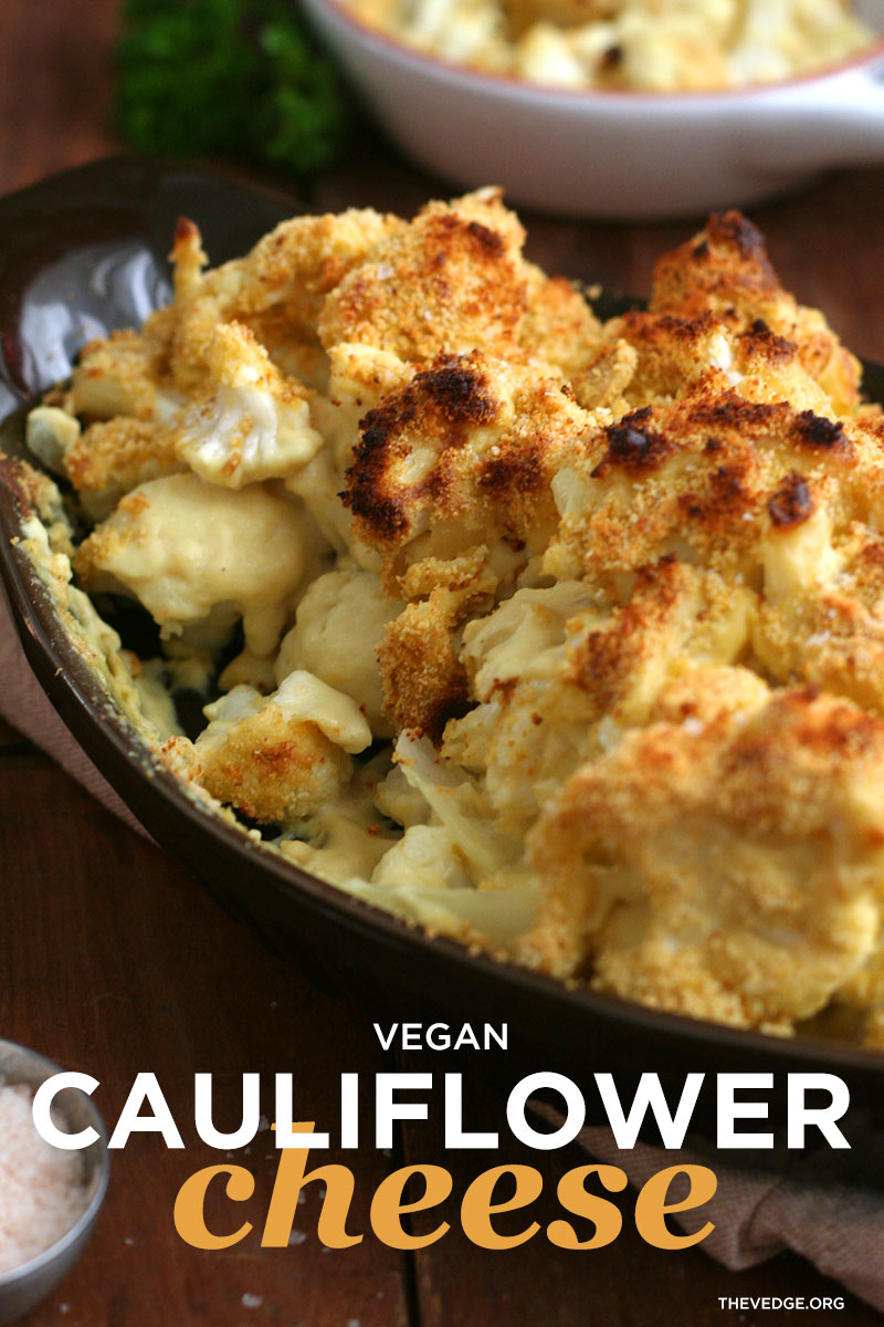 Cheesycauliflower casserole