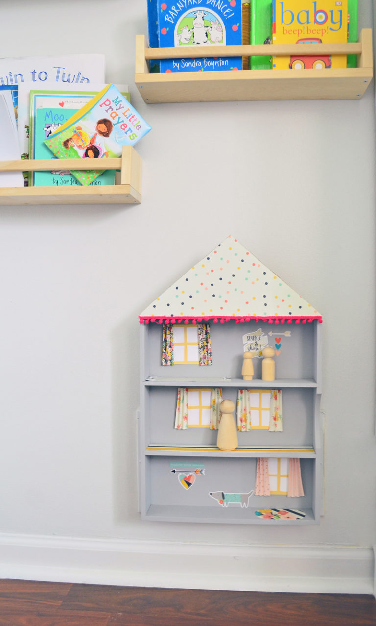 Make your own diy drawer dollhouse diy